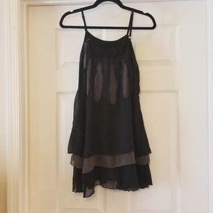 Monoreno Tiered Dress - size M